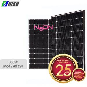 NISU pin mặt trời LG neon2 330w bao hanh 25 năm
