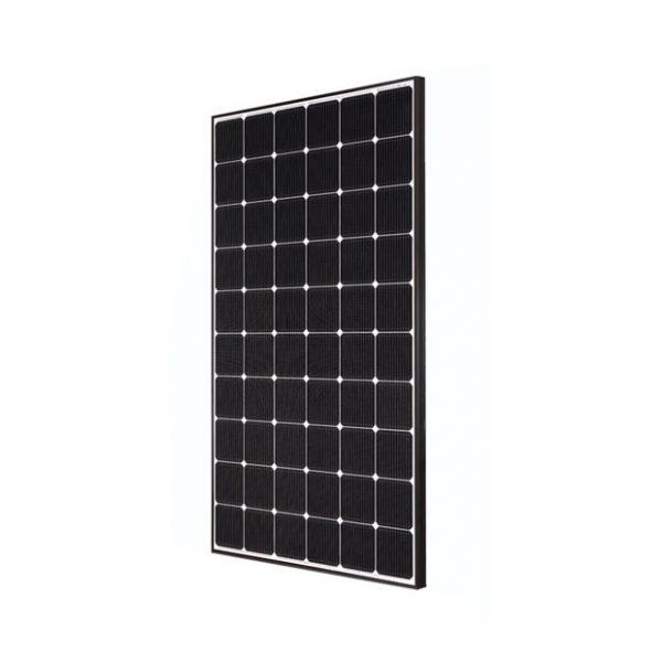 NISU pin mặt trời LG Neon2 330w có kính cường lực với lớp phủ AR