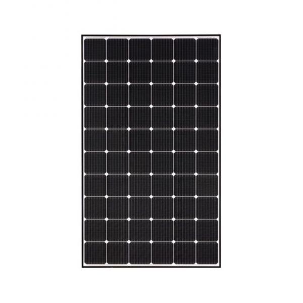 NISU pin mặt trời LG Neon 2 330w có tải trọng mặt trước 6000 Pa