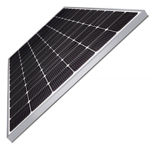 NISU pin mặt trời LG neon2 400w khung pin công nghệ anod nhôm