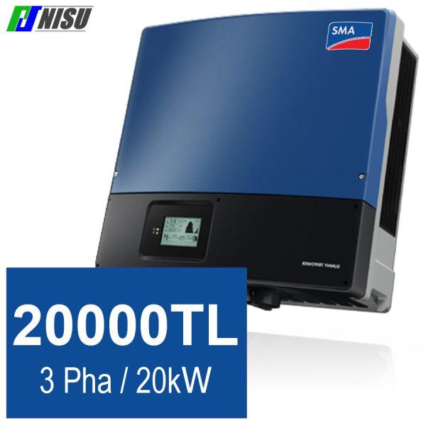 Biến tần hoà lưới SMA sunny tripower 20000-30 chất lượng cao