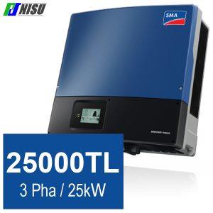 Biến tần hoà lưới SMA sunny tripower 25000-30 chất lượng cao