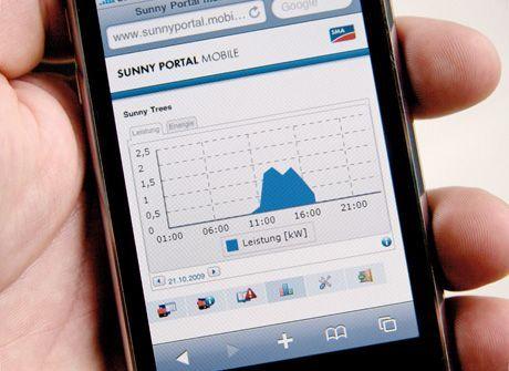 SMA sunny tripower 25000TL webconnect có tính di động cao